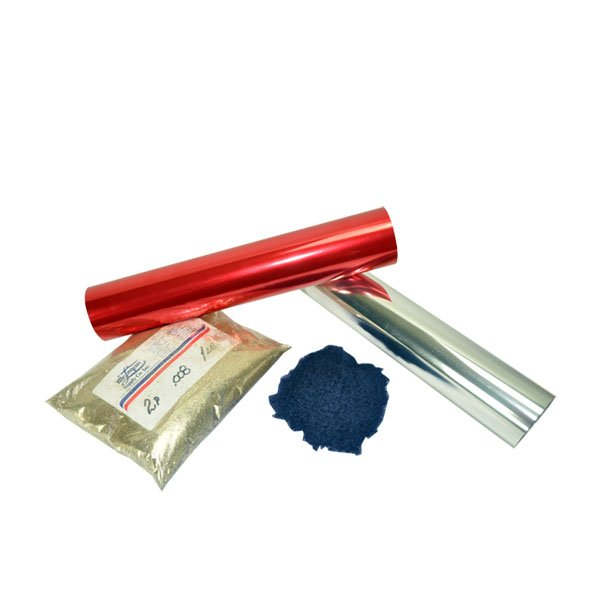 Foil, Glitter & Powder