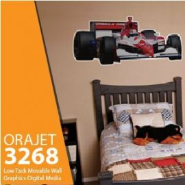 ORAJET 3268 - Low Tack Wall Graphics Inkjet Media