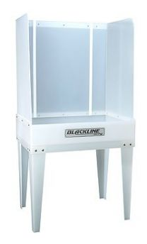 BLACKLINE'S KD-XL SCREEN PRINTING WASHOUT BOOTH