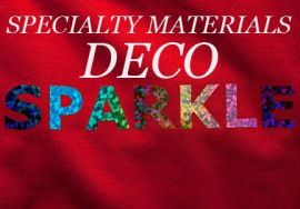 Specialty Materials Deco Sparkle 19X5YDS