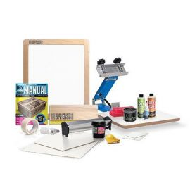 DIY T-Shirt Screen Printing Shop Kit