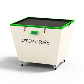 LFX LED Screen Exposure Unit w Android Tablet - 64.5X59.5IN