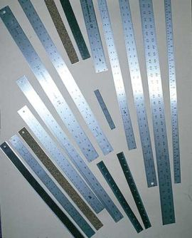 Stainless Steel Rulers