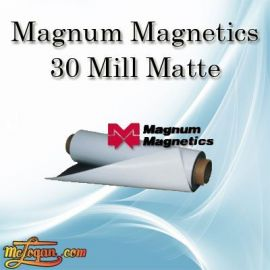 Magnum Magnetics 30 Mill Matte FT