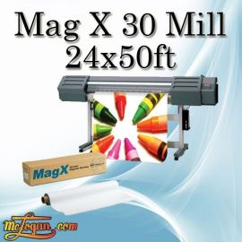 Mag X 30 Mill 24x50ft
