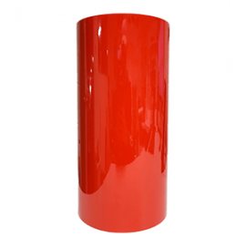 "RED HOT COLOR CHANGING STICKER VINYL 12"" PER YARD"