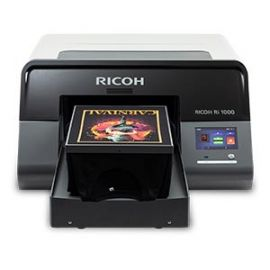 RICOH RI 1000 DIGITAL GARMENT PRINTER