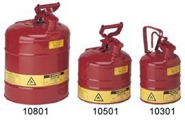 Type I Safety Cans