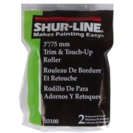 Shur-Line 03100 Paint Trim and Touch-Up Roller Covers